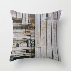 wharf Throw Pillow