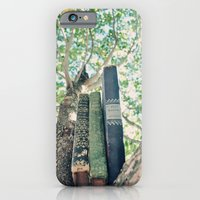 books iPhone & iPod Cases featuring Books by PureVintageLove