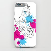 out boat iPhone 6 Slim Case