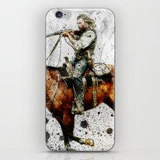 Western Outlaw Cullen Bohannon iPhone & iPod Skin