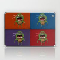 Screaming Turtles Laptop & iPad Skin
