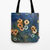 Abstract beautiful barnacles Tote Bag