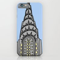The Chrysler Building Would Look All Wrong in Nappa iPhone 6 Slim Case