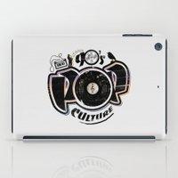 90's Pop Culture iPad Case