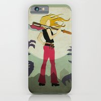 iPhone & iPod Case featuring Slayer by Monica McClain