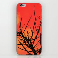 Fire Branch iPhone & iPod Skin