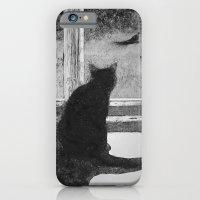 FAISAN SOUS LE VERRE iPhone 6 Slim Case