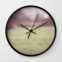 Lost In A Daydream Wall Clock