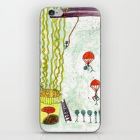 The Mission of Instant Noodles iPhone & iPod Skin