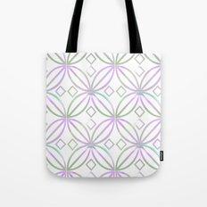 Floral Pattern - JUSTART © Tote Bag
