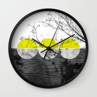 There's Always Only One Reality Wall Clock