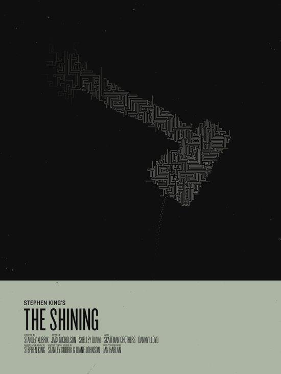 The Shining Art Print