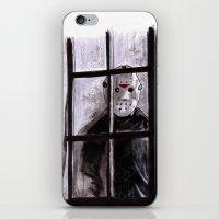 Jason Lives iPhone & iPod Skin