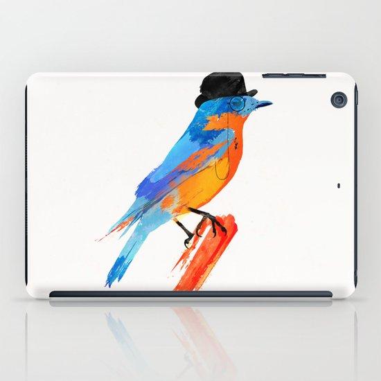 Lord Birdy iPad Case