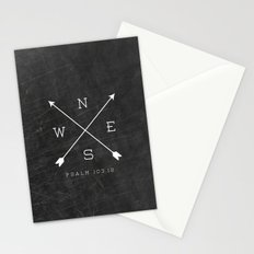 East & West Stationery Cards