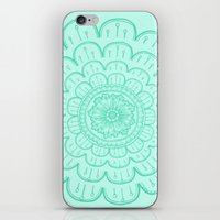minty fre$h iPhone & iPod Skin