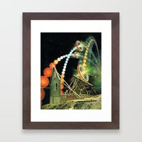 what dreams are made of...(2) Framed Art Print