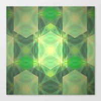 Gem light Canvas Print