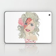 Dolly Stardust Laptop & iPad Skin