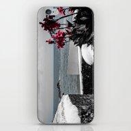 Le Long Du Mur iPhone & iPod Skin
