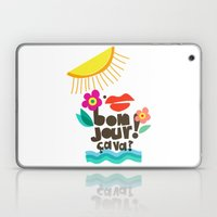 Bonjour! Laptop & iPad Skin
