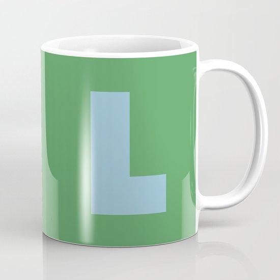 Light Blue L Mug