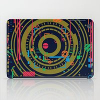 chaos vs order - the labyrinth within v2 iPad Case