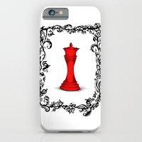 Red Queen iPhone 6 Slim Case