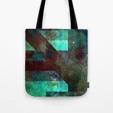 Emerald Nebulæ  Tote Bag