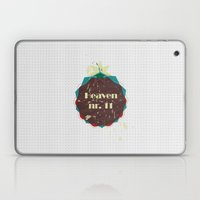 Heaven nr 11 Laptop & iPad Skin