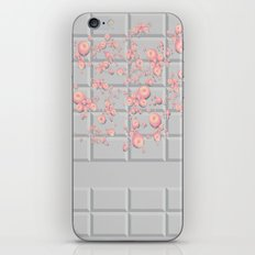 PushButton v.1 iPhone & iPod Skin