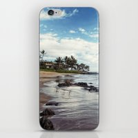 paradise island iPhone & iPod Skin