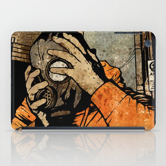 Leroy And The Five Dancing Skulls Of Doom iPad Case