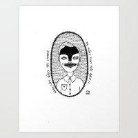 When Life Gives You Lemo… Art Print