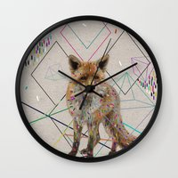 PATHS Wall Clock