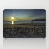 October Sun iPad Case