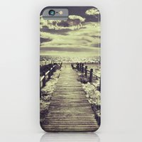 iPhone & iPod Case featuring To the beach.... by Guido Montañés
