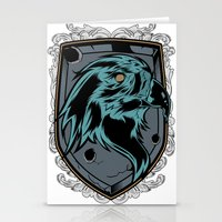 Save The Eagles Stationery Cards