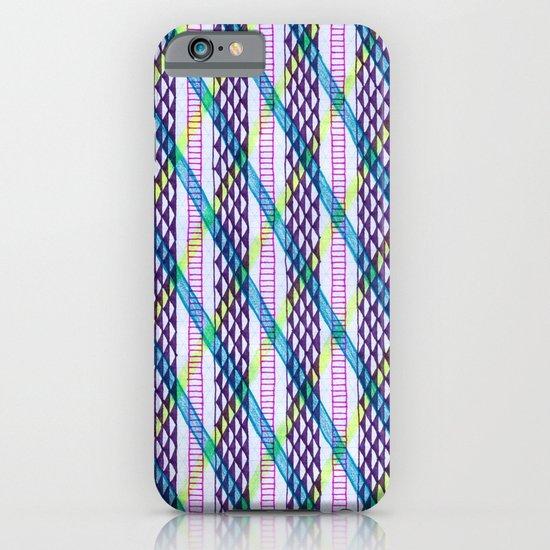 Isometric Harlequin #2 iPhone & iPod Case