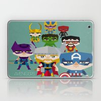 Avengers 2 Fan Art Laptop & iPad Skin