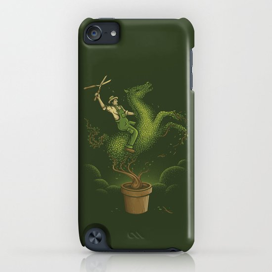 Wild Garden iPhone & iPod Case