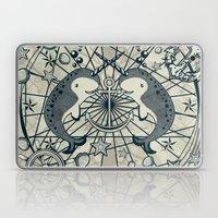 Narwhal Laptop & iPad Skin