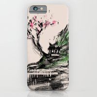 iPhone & iPod Case featuring scenery by barmalisiRTB