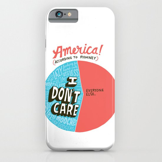 The 47% of America Romney Doesn't Care About iPhone & iPod Case