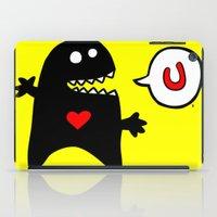 love U iPad Case