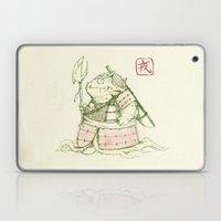 Warrior Laptop & iPad Skin