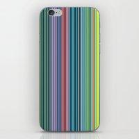 STRIPES22 iPhone & iPod Skin