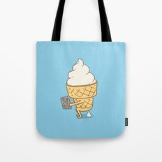 Everyone Poops (Blue) Tote Bag