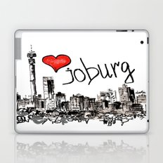 I love Joburg Laptop & iPad Skin