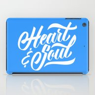 iPad Case featuring Heart And Soul by Roberlan Borges